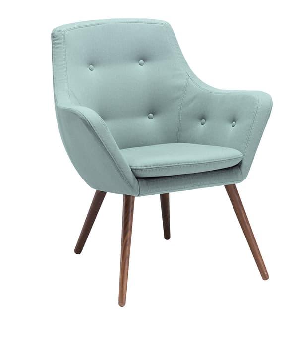 FLORIN Sessel 402441107047 Grösse B: 73.0 cm x T: 70.0 cm x H: 82.0 cm Farbe Mint Bild Nr. 1