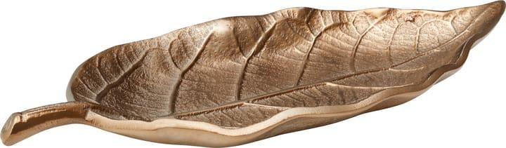 AUTUMN Coupe décorative 444875200000 Couleur Or Dimensions L: 22.5 cm x P: 9.0 cm x H: 2.0 cm Photo no. 1