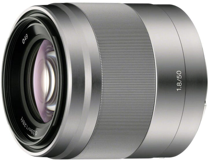 SEL 50mm f / 1.8 (CH-Garantie), für Sony 785300145162 Photo no. 1