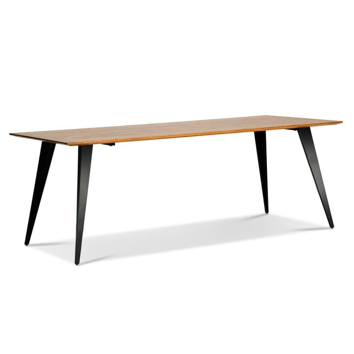 WILLIAM Table 366157300000 Dimensions L: 240.0 cm x P: 90.0 cm x H: 74.0 cm Couleur Chêne Photo no. 1