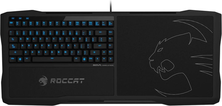 Sova Membrane Lapboard clavier gaming CH-Layout ROCCAT 785300123456 Photo no. 1