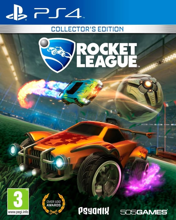 PS4 - Rocket League Collector's Edition 785300121033 Photo no. 1