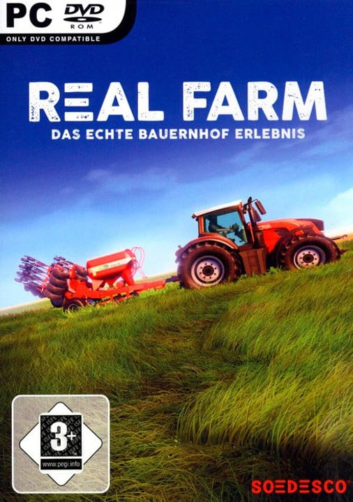 PC - Real Farm Sim D Physisch (Box) 785300130274 Bild Nr. 1