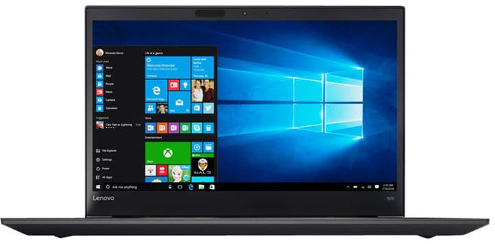 ThinkPad T570 20H90002MZ Ordinateur portable Lenovo 785300131620 Photo no. 1