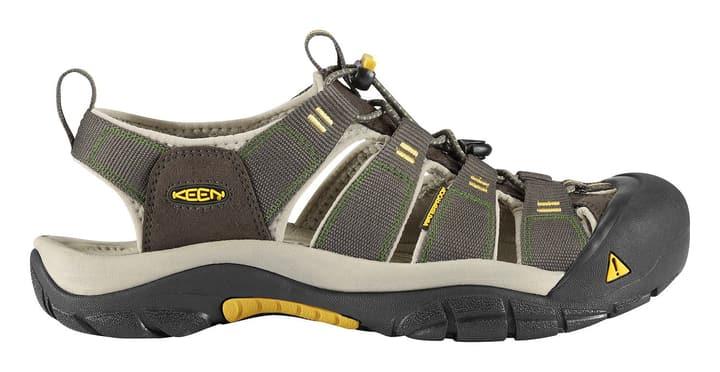 Newport H2 Sandales de trekking pour homme Keen 493431340580 Couleur gris Taille 40.5 Photo no. 1