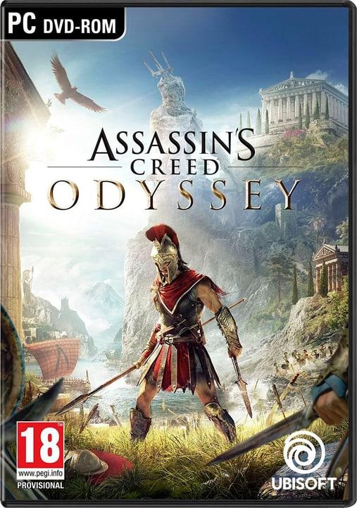 PC - Assassin's Creed Odyssey Box 785300137729 Photo no. 1
