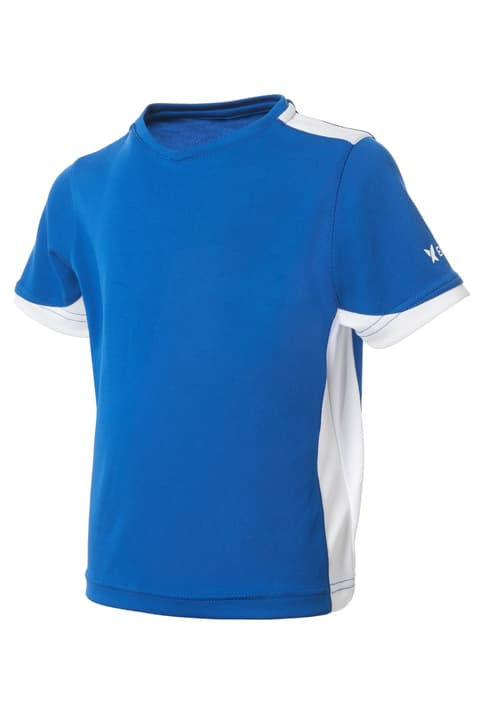 T-shirt de football pour enfant Extend 472322610440 Couleur bleu Taille 104 Photo no. 1