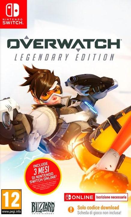 NSW - Overwatch - Legendary Edition I Box 785300146811 Photo no. 1
