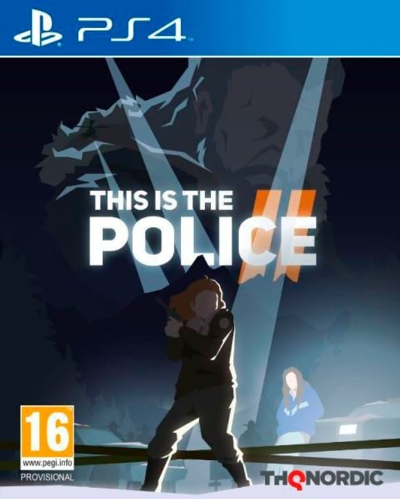 PS4 - This is the Police 2 (F/I) Box 785300132683 Bild Nr. 1