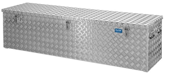 Alutec box en aluminium r470 alu t le gaufr e 3mm acheter chez do it garden - Tole aluminium 3mm ...
