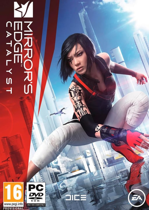 PC - The Mirror's Edge 2 Box 785300119928 Photo no. 1