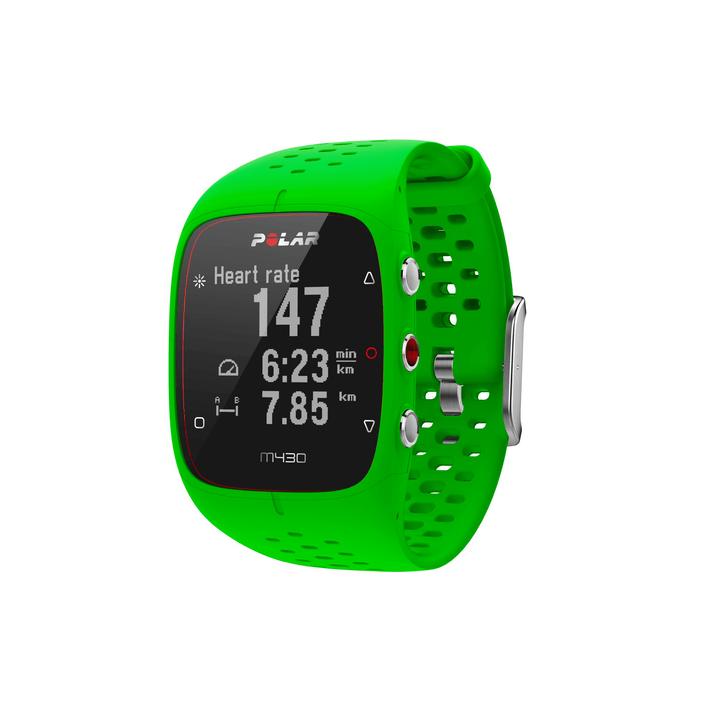 M430 Cardiofréquencemètre Polar 463011500062 Couleur vert neon Taille one size Photo no. 1