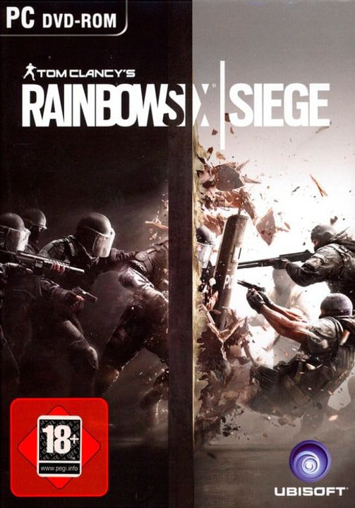 PC - Tom Clancy Rainbow Six Siege D Fisico (Box) 785300133000 N. figura 1