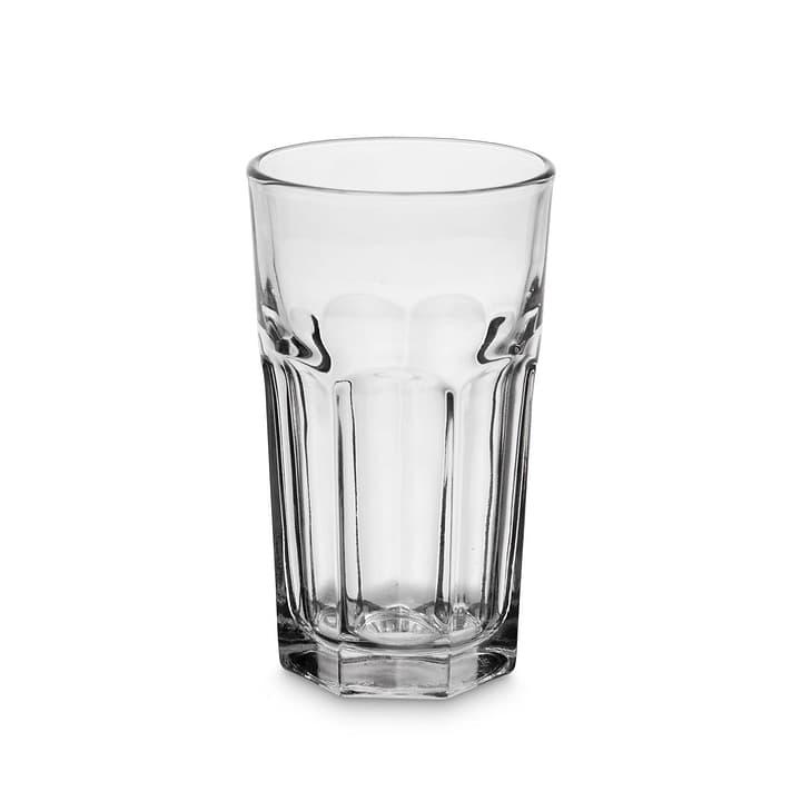 GIBRALTAR Wasserglas 393004239400 Grösse B: 6.6 cm x T: 6.6 cm x H: 11.2 cm Farbe Transparent Bild Nr. 1