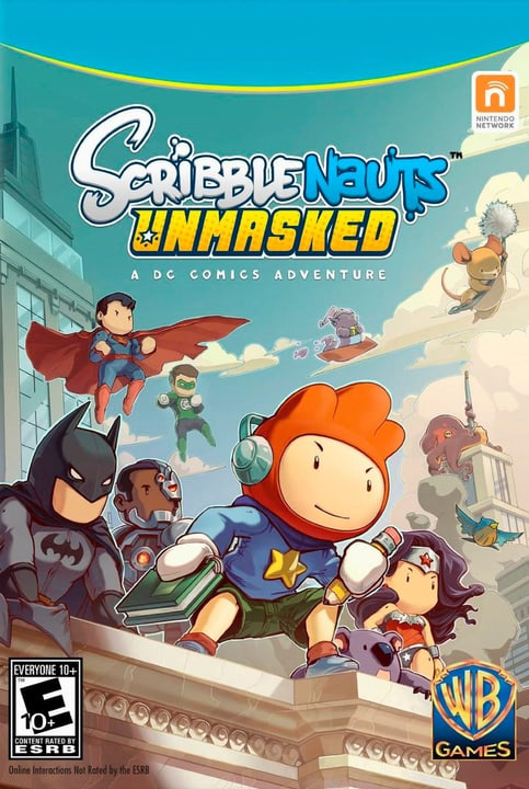 PC - Scribblenauts Unmasked: A DC Comics Adventure Download (ESD) 785300133279 N. figura 1