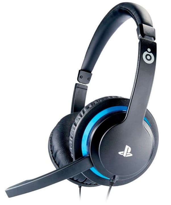 Stereo Headset V2 noir - PS4 Bigben 785300131488 Photo no. 1