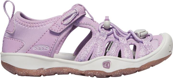 Moxie Sandal Sandales pour enfant Keen 465611936091 Couleur lilas Taille 36 Photo no. 1