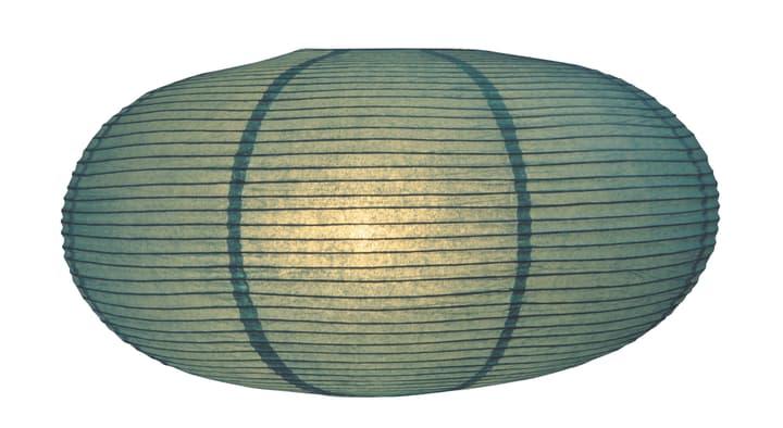 TAO Abat-jour de papier 420159900040 Dimensions L: 48.0 cm x P:  x H:  x D:  Couleur Bleu Photo no. 1