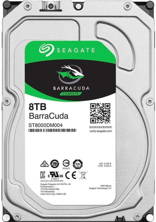 """BarraCuda SATA 3.5"""" 8 TB Disque Dur Interne HDD Seagate 785300145877 Photo no. 1"""