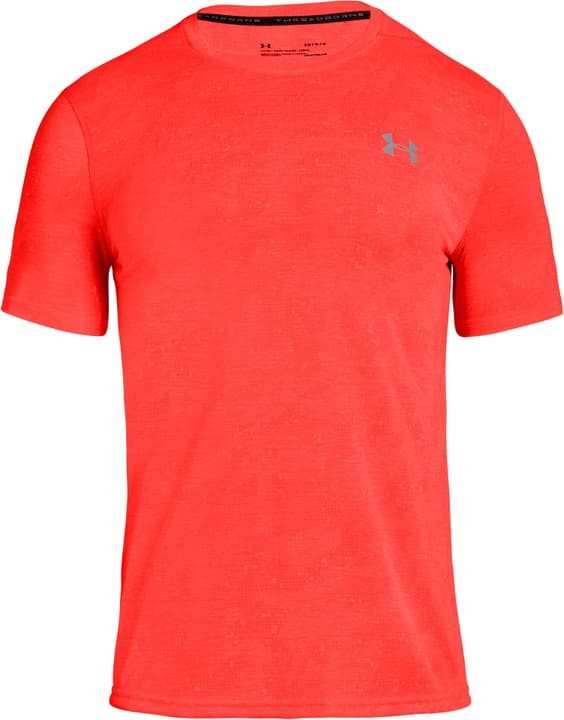 Threadborne Ftd Mens Herren-T-Shirt Under Armour 464917800634 Farbe orange Grösse XL Bild-Nr. 1