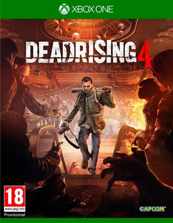 Xbox One - Dead Rising 4 Fisico (Box) 785300121516 N. figura 1