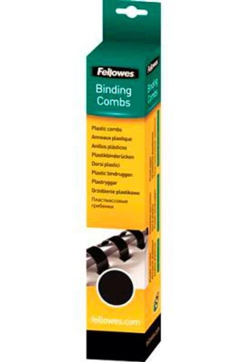 Reliures en plastique 10 mm Reliures en plastique Fellowes 785300150863 Photo no. 1
