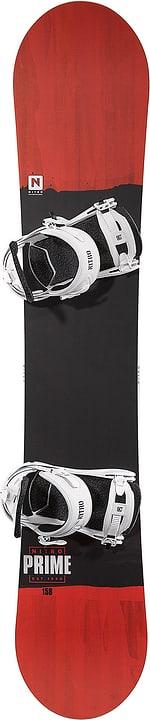 Prime Screen inkl.  Staxx Salt Snowboard Unisex Nitro 494546515520 Couleur noir Longueur 155 Photo no. 1