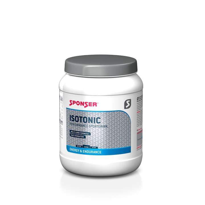 Isotonic Isotonisches Sportgetränkepulver Sponser 471924700100 Geschmack Fruit Mix Bild-Nr. 1