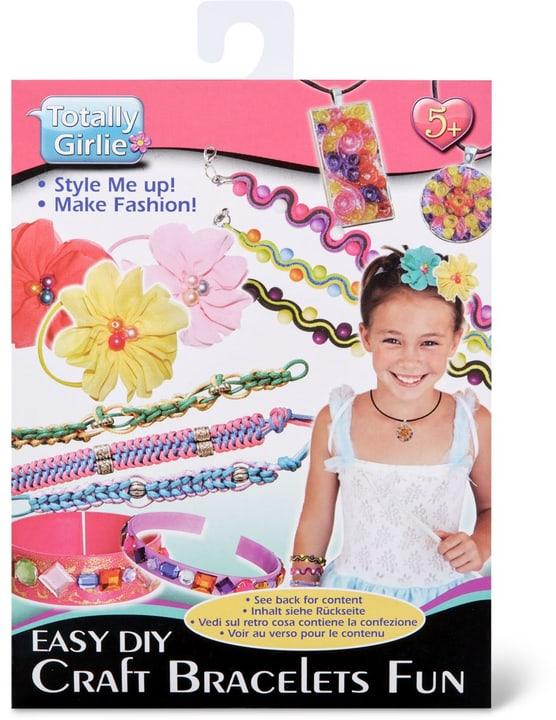 Totally girlie easy DIY Craft & Bracelet 746129600000 Photo no. 1