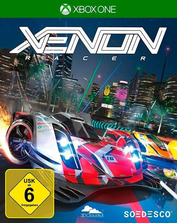 Xbox One - Xenon Racer D Box 785300141733 Bild Nr. 1