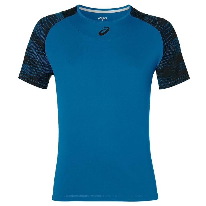Club GPX Top Shirt pour homme Asics 473219500540 Couleur bleu Taille L Photo no. 1