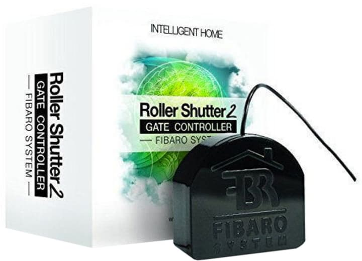 Z-Wave Roller Shutter 2 Bouton intelligent Fibaro 785300132227 Photo no. 1