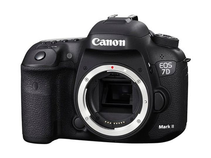 EOS 7D Mark II Body Appareil photo reflex Canon 793409900000