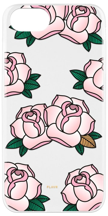 Flavr iPlate Roses Coque XQISIT 798086200000 Photo no. 1
