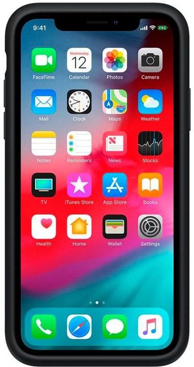 iPhone XS Max Smart Battery Case Schwarz Hülle Apple 785300141839 Bild Nr. 1