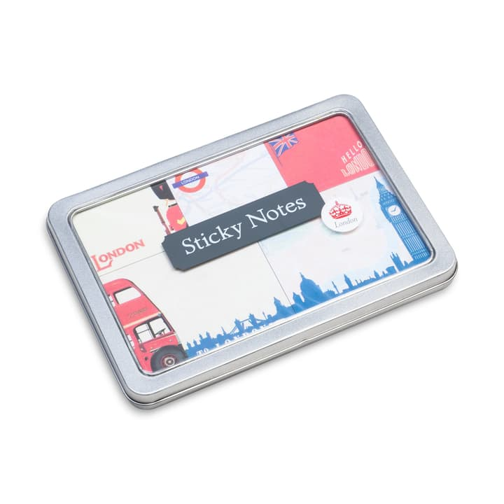 """STICKY NOTES Note adesive """"London"""" 386208200000 N. figura 1"""