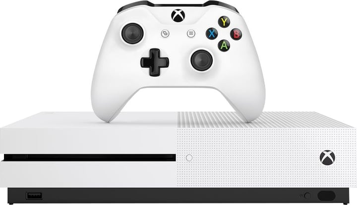 Xbox One S 500Go Microsoft 785437300000 Photo no. 1