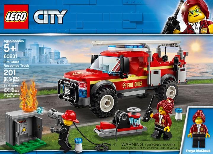 LEGO CITY 60231 Le camion du che 748720100000 Photo no. 1
