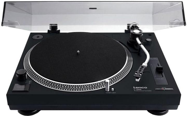 L-3808 - Schwarz Plattenspieler Lenco 785300148623 Bild Nr. 1