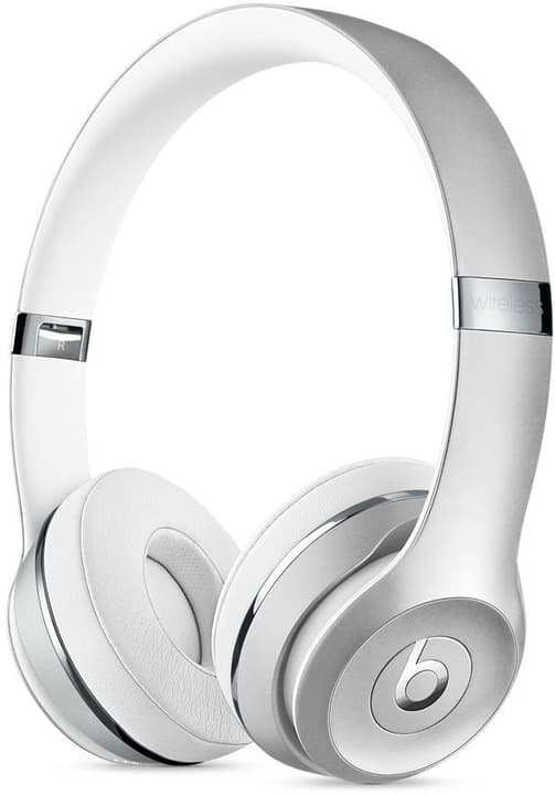 Beats Solo3 Wireless On-Ear Kopfhörer Silber Beats By Dr. Dre 78530013078117 Bild Nr. 1