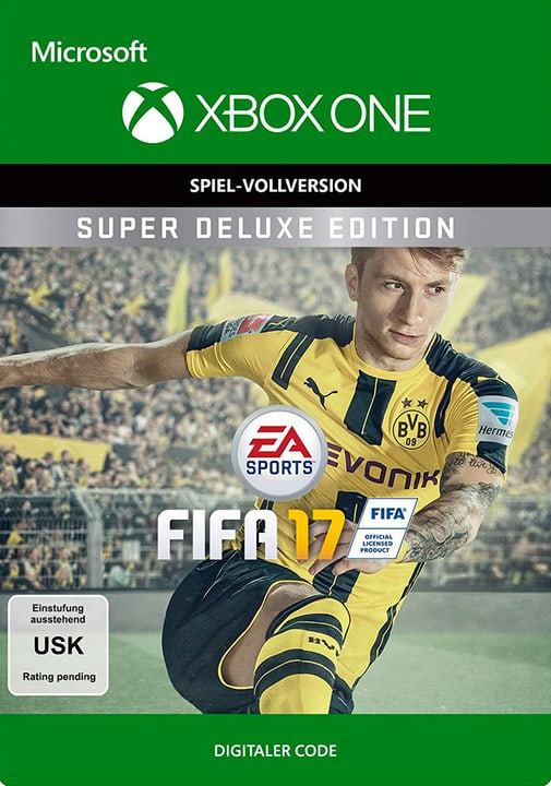 Xbox One - Super Deluxe Edition Digital (ESD) 785300137336 N. figura 1