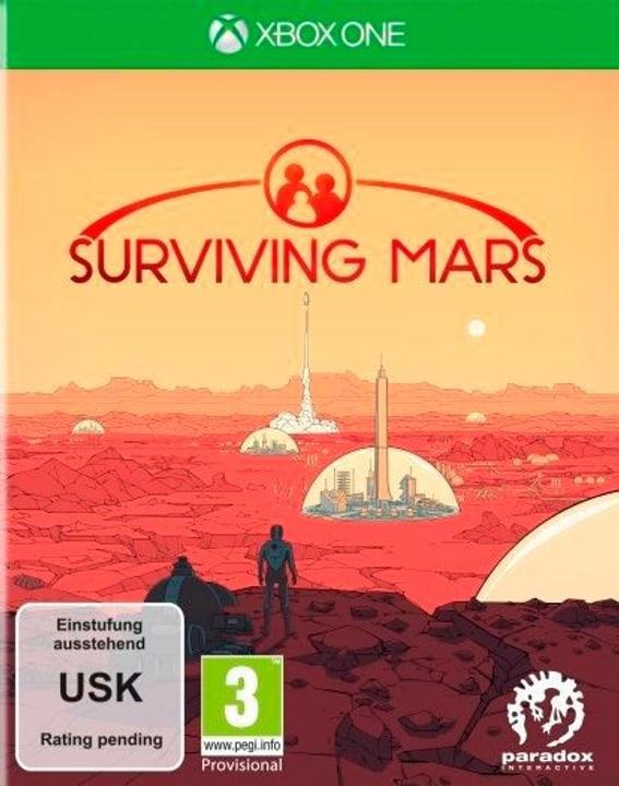 Xbox One - Surviving Mars (I) Box 785300132438 N. figura 1