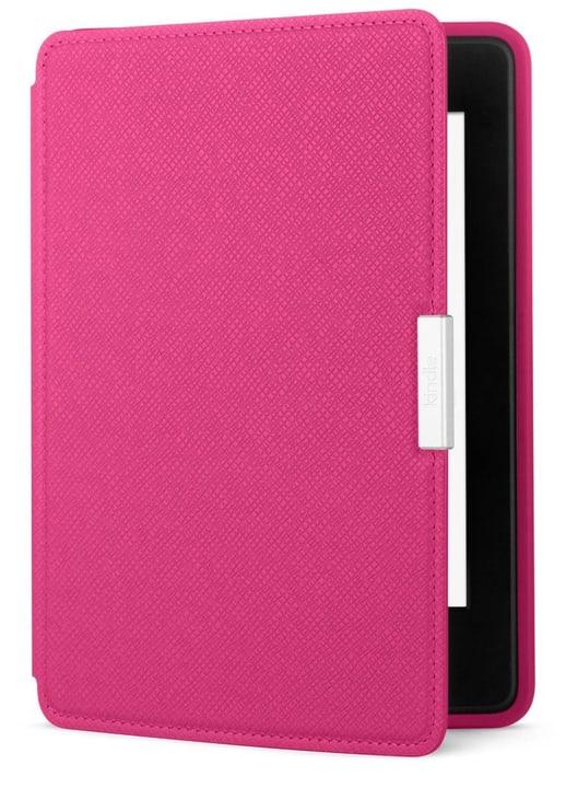 Étui en cuir pour eReader Kindle Paperwhite, pink (5ème et 6ème genération) Amazon Kindle 785300124800 Photo no. 1