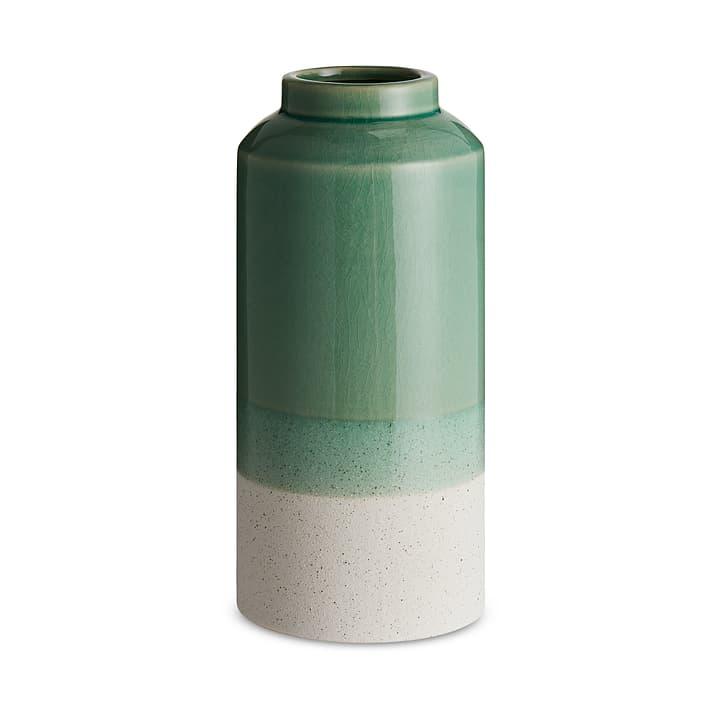 BEN Vaso 396097200000 Dimensioni L: 11.5 cm x P: 11.5 cm x A: 25.0 cm Colore Verde chiaro N. figura 1
