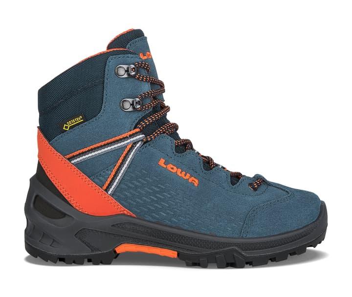 Ledro GTX Mid Chaussures de randonnée pour enfant Lowa 465512941040 Couleur bleu Taille 41 Photo no. 1
