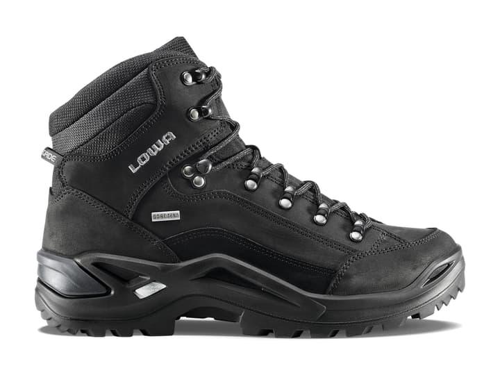 Renegade GTX Mid Wide Chaussures de randonnée pour homme Lowa 473304046020 Couleur noir Taille 46 Photo no. 1