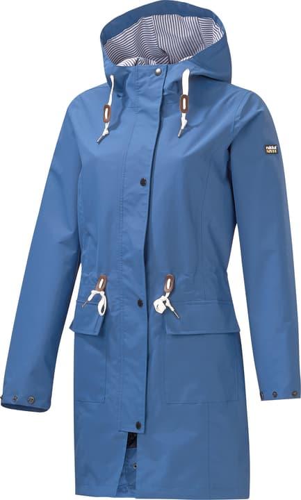 Taslina Manteau de pluie pour femme Rukka 498425903646 Couleur royal Taille 36 Photo no. 1