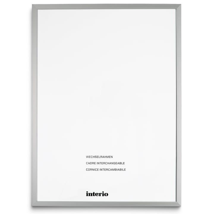 PANAMA Wechselrahmen 384002510956 Bildgrösse 90,5 x 128 Farbe Silberfarben Bild Nr. 1