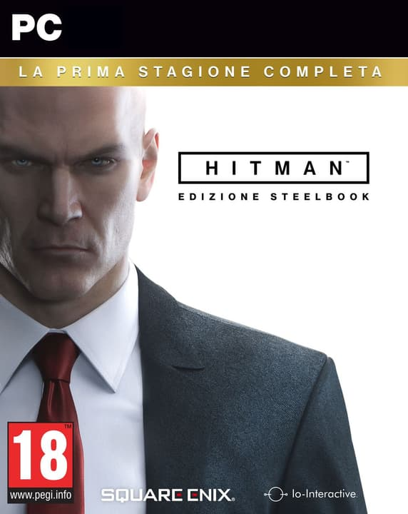 Xbox One - Hitman La Prima Stagione Completa: Edizione Steelbook Box 785300121628 Photo no. 1