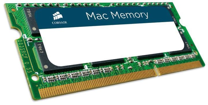 Mac Memory 2x 8 GB DDR3L 1600 MHz Mémoire Corsair 785300143962 Photo no. 1